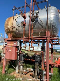 Grundfos Boiler Tank