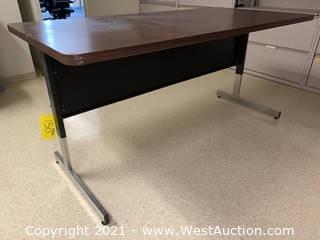 Adjustable Height Table