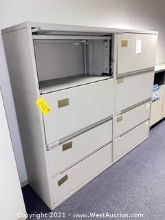 (2) File Cabinets