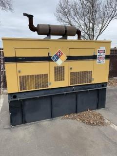 Generac Olympian 50kW Generator