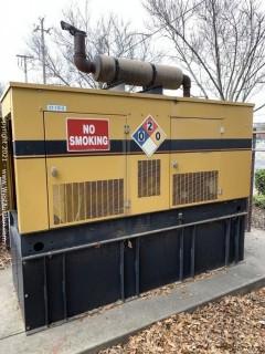 Generac Olympian 30kW Generator
