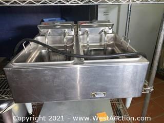 Countertop Commercial Fryer