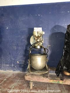 Hobart Mixer Antique