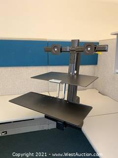 Ergotron Sit-Stand Workstation