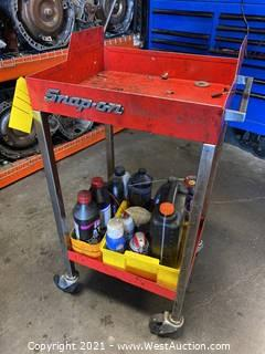 Snap-On Cart & Contents