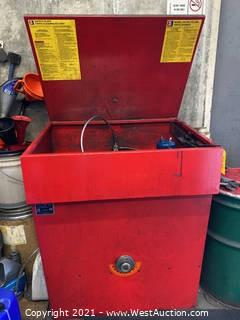 Safety-Kleen 250 Recycling Parts Washer