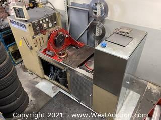DynoMaster D50 Transmission Testing Machine