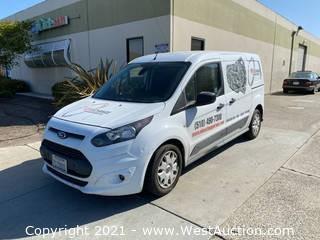 2015 Ford Transit Utility Van