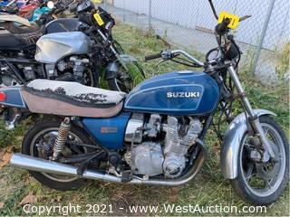 1979 Suzuki GS 850