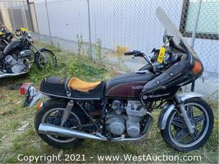1979 Honda CB 650 Se