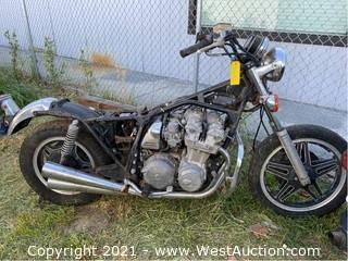 1980 Honda CB 750