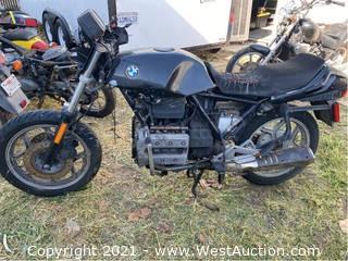 1987 BMW K 75