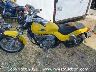2004 Kymco Venom 250 Parts Bike