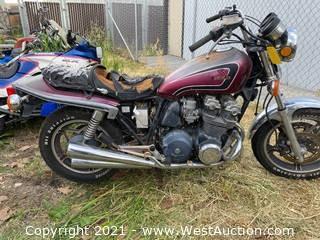 1983 Honda CB750 Night Hawk