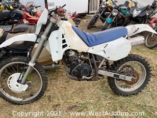 1993 KTM 400 Enduro