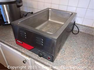 Nemco Food Tray Warmer