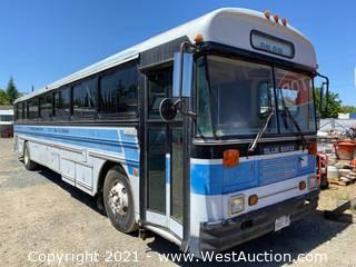 1993 Blue Bird 40' Bus