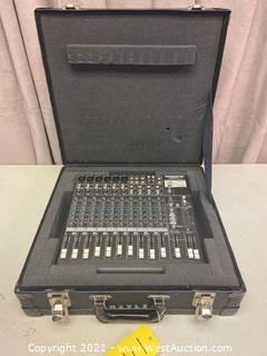Mackie 1402-VLZ Pro 14 Channel Mic/Line Mixer In Case
