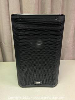 QSC K10 1KW 90 Degree Active Loudspeaker In Case