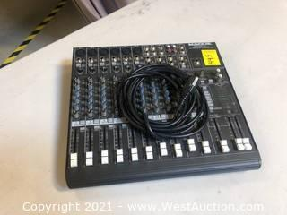 Mackie 1402-VLZ Pro 14-channel Mic/line Mixer