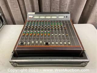 Tascam M-35 Analog Mixer In Case