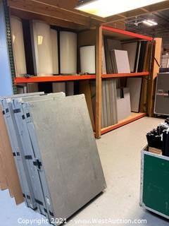 Complete Nimlok Modular Scenic Inventory Set
