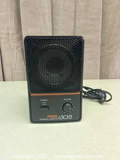Fostex 6301B Personal Monitor Speaker