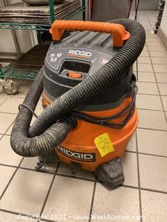 Ridgid 16 HP Vacuum