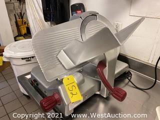Berkel 829A-Plus Meat Slicer