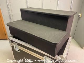 Staging Dimensions Step Unit