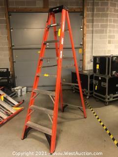 8' Werner Ladder