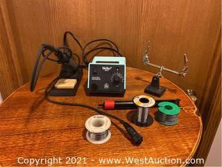 Weller Wes51 Soldering Iron Kit