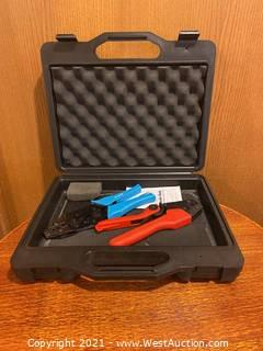Paladin Tools Crimping Set