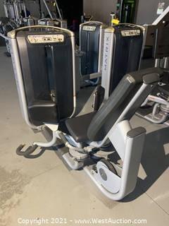 Matrix Hip Abductor Machine