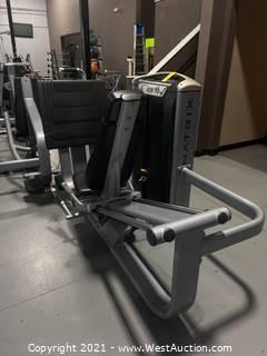 Matrix Seated Leg Press Machine