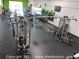 Hoist Multi Jungle Gym System
