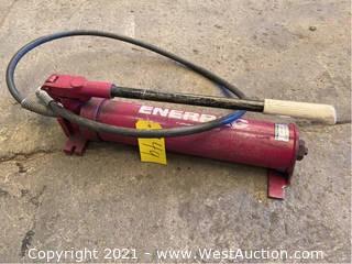 Enerpac EH-80 Hydraulic Hand Pump