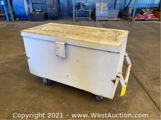 Steel Portable Job Box