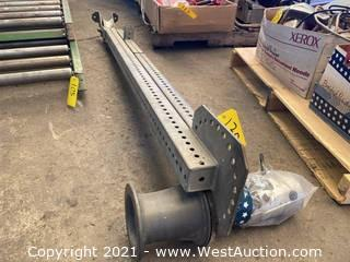 Parke Thompson Tugger Winch with Railing