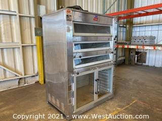 Brute Bakery 3-Deck Oven