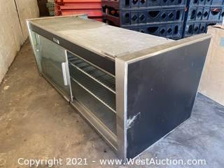 Delfield Refrigerated Display Case