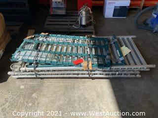 Disassembled Baking Tray Rack