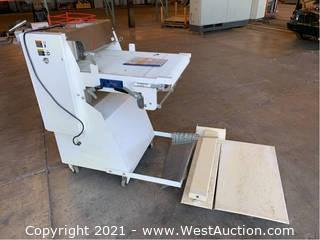 Bloemhof 860-3 Bakery Equipment Bread Rolling and Roll Dough Molder