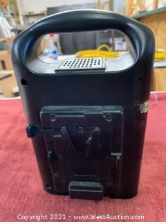 B4B Batteries 4 Broadcast 2 Channel Li-ion Battery Charger