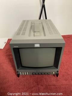 Sony Monitor PVM-8042Q In Portabrace Bag/Case