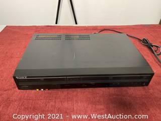 Sony DVD/VHS Combo SLV-D380P