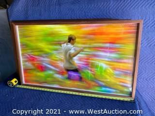 (4) Prints In Custom Frames
