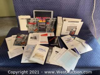 Amiga (2000) Software/Hardware/owners Manuals