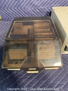 Vintage Software On Floppy Disks