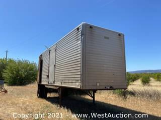 Reliance 24' Enclosed Trailer and Contents